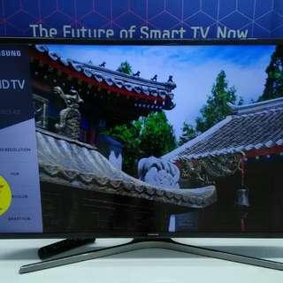SAMSUNG UHD SMART TV 43 INCH bisa cicilan tanpa kartu kredit