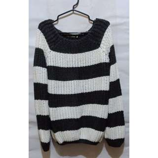 Pre-loved Knitted Stripe Longsleeves