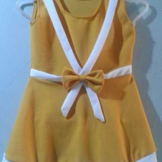 Dress 1-3 Years Old
