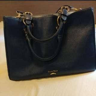 Samantha Thavasa Blue Handbag (8成新)