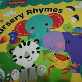 Pre-loved baby books