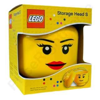 Lego Storage Head Small - Girl (Ls-40311725)