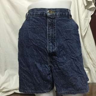 ARIZONA denim plus size high waist ladies walking/sexy shorts W42
