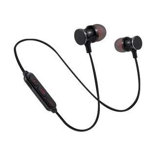 🎧CP值高新款磁吸式設計藍芽耳機🎧