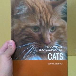 The Complete Encyclopedia of CATS by. Esther Verhoef