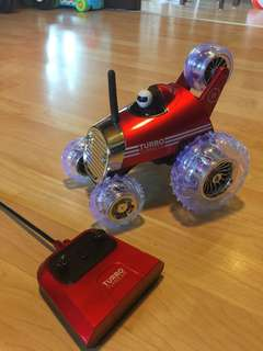 Remote control turbo tumbler new without box