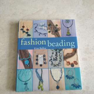 Book - Fashion Beading