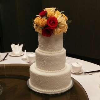 Custome Dummy Wedding Cake