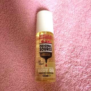 FREE ONGKIR!!! Original Source Body Oil
