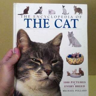 The Encyclopedia of The CAT by Michael Pollard