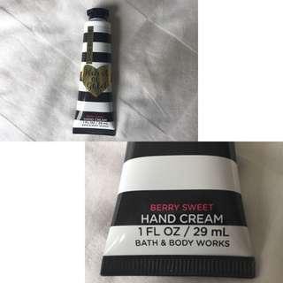 Berry Sweet Hand Cream