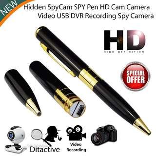 Spy Camera Pen Recorder Hidden Security Digital Video/Voice USB