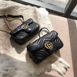 Gucci GG Marmont Black