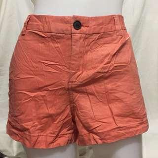 MERONA peach plus size ladies walking/sexy shorts 12