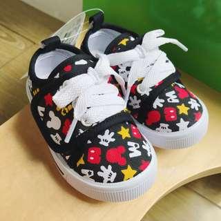🇯🇵日本迪士尼®正品 米奇舒適布鞋 BB鞋