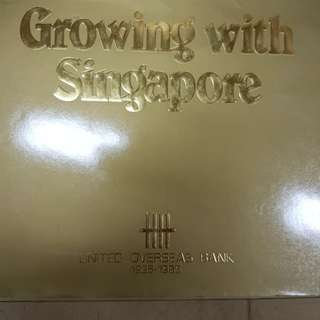 Growing with Singapore UOB 1935-1985