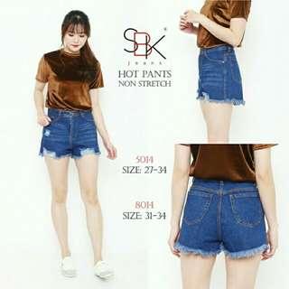 SBK 5014 HW Hotpants   110.000