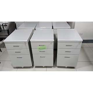Mobile Ped Light Gray (office furniture) partition