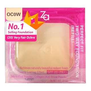 Za two way foundation refill 0COW