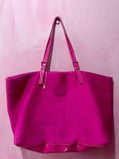 MK Hot Pink Bag
