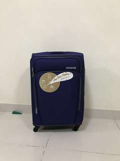 "20 "" Cabin American Tourister Ultra light luggage"