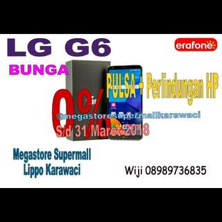 LG G6 Cicilan tanpa CC dan Tanpa Bunga