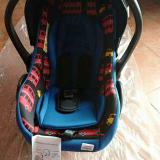 Baby carseat Sweet Cherry