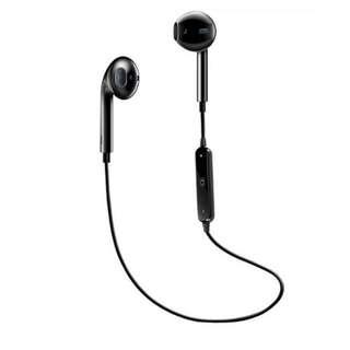 🚚 運動藍芽耳機 重低音 立體聲 藍芽耳機 蘋果耳機 iphone 音響 行動電源 禮物 三星 運動耳機