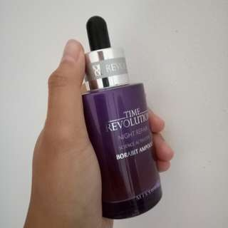 Missha Time Revolution Night Repair Ampoule