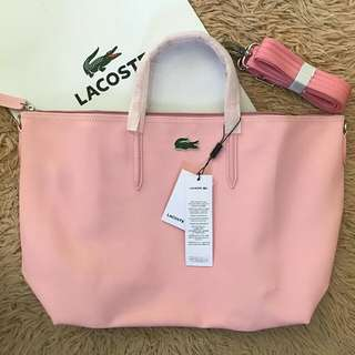 New Lacoste Tote with sling