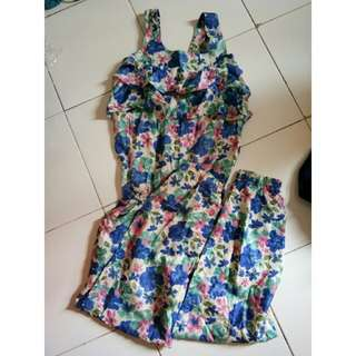 Jumpsuit import