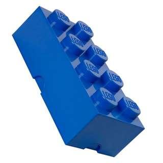 Lego 8-Studs Storage Brick - ROYAL BLUE (LS-40041731)
