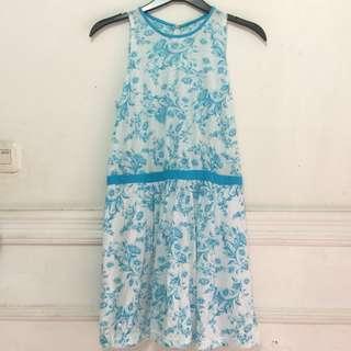 Gaudi Blue Dress
