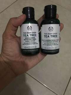 Body shop green tea