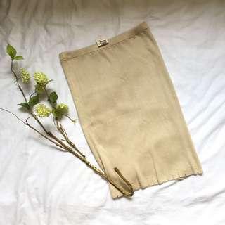 Knits skirt