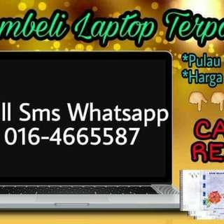 Membeli laptop cash