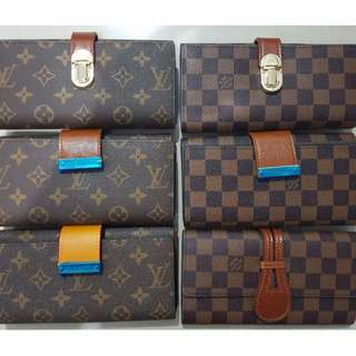 LV LOUIS VUITTON HIGH END WALLET WITH BOX