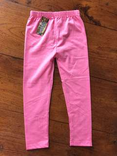 Leging Pink Polos size L (1-3t)