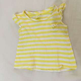 Zara baby top shirt girl