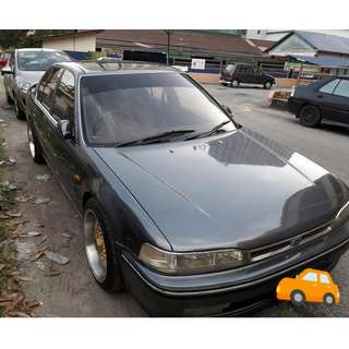 Honda Accord (Whatsapp for fast response: +60 14-263 3262 ☺)