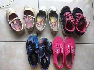 Bundle Kids Shoes
