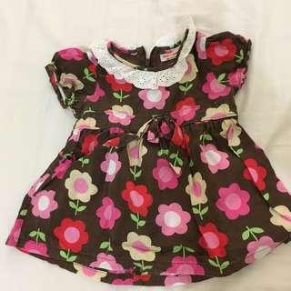 Baby sun dress girl