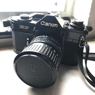 Canon EF Film Camera 菲林相機 (Not Nikon, Olympus)