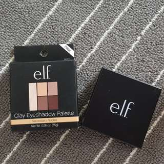 Elf Clay Eyeshadow Palette