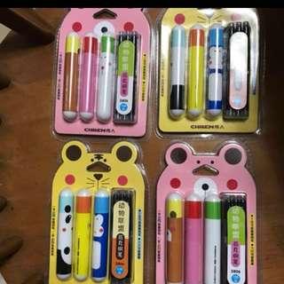 4 sets Chren Fountain pens (Repriced)