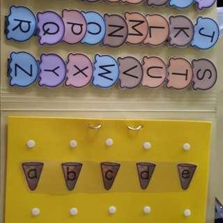 Creative DIY Toddlers Folder Task Games