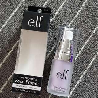 Elf Face Primer - tone adjusting