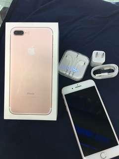 iphone 7 plus 128 openline