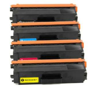 TN-351M Compatible Toner Magenta for Brother Printer copier H2L-L8250CDN, HL-L8350CDW, MFC-L8850CDW, MFC-L9550CDW