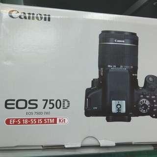 Canon 750 D Bisa Cicilan Tanpa Kartu Credit Proses 3 Menit